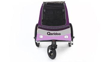 Qeridoo Verdeck Oberteil Violett Sportrex2