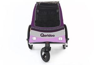 Qeridoo Verdeck Oberteil Violett Sportrex1