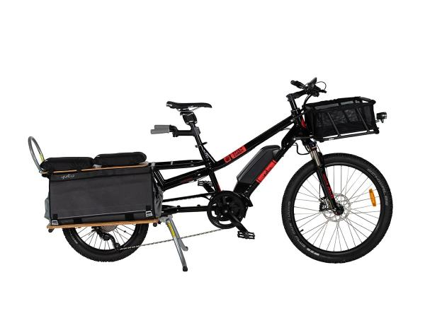 YUBA Spicy Curry V3 All Terrain  Longtail Lastenrad Ebike CX + 500Wh 2021 1