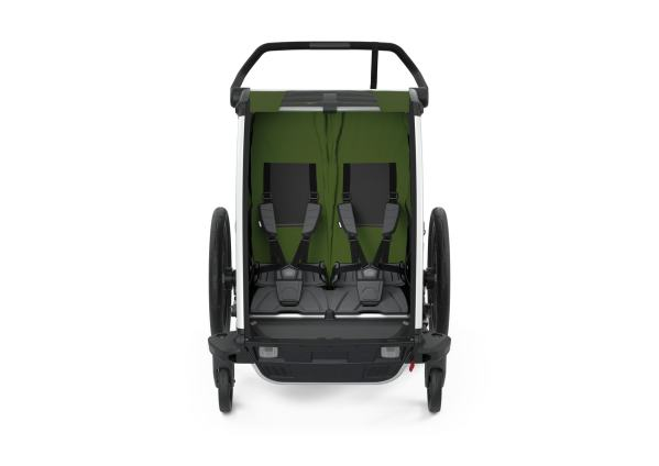 Thule Chariot Cab CypressGreen front