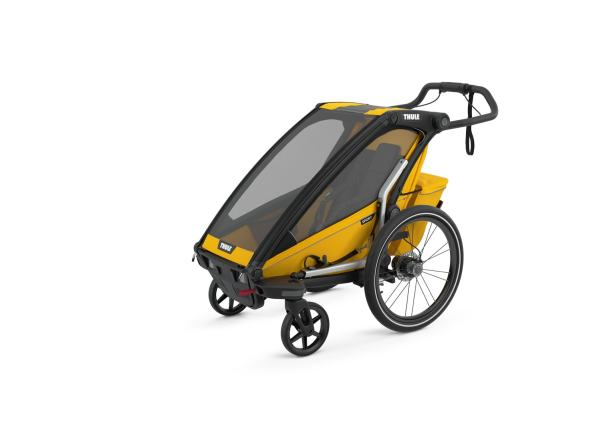 Thule Chariot Sport1 SpectraYellow Buggy
