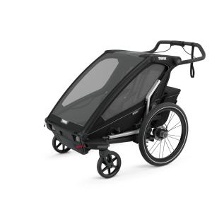 Thule Chariot Sport2 Black on black Buggy