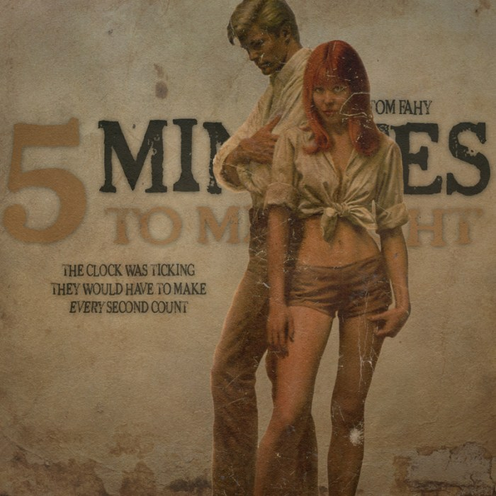 5 Minutes to Midnight, by Tom Fahy (1995)