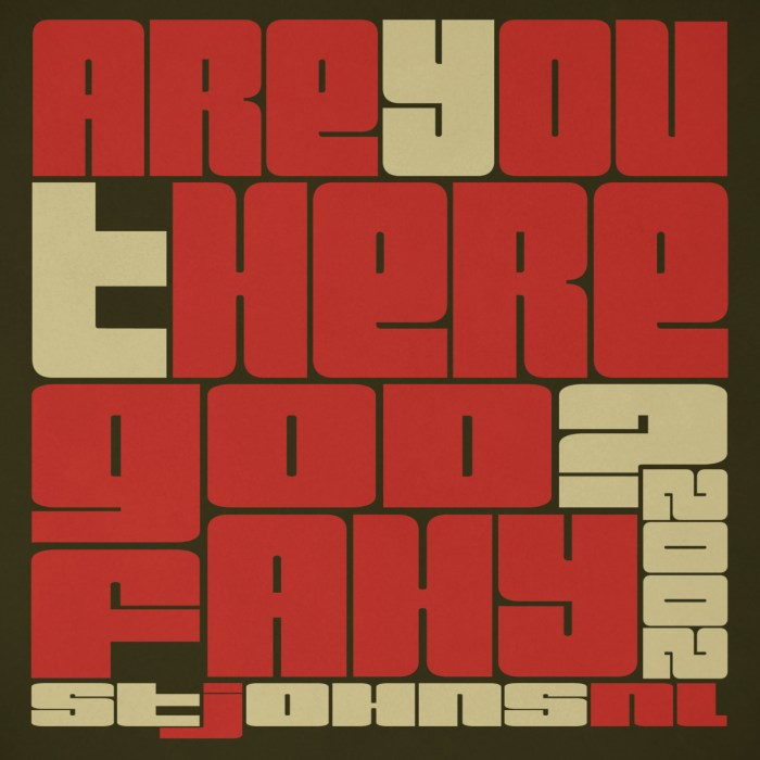 Are You There, God?, by Tom Fahy (2002)