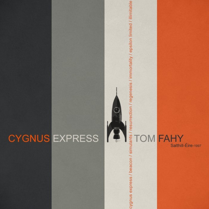 Cygnus Express, by Tom Fahy