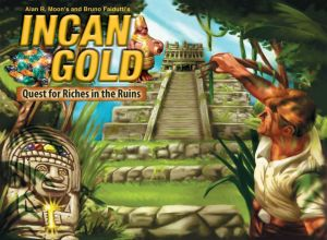 Diamant - Incan Gold - Cover
