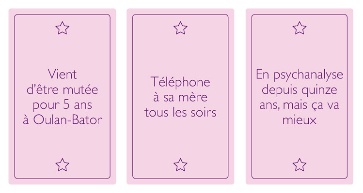 Jeux de Speed Dating en Francais