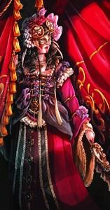 La Comédienne recopie le pouvoir du dernier personnage à avoir été joué. The Actress copies the ability of the last character played.
