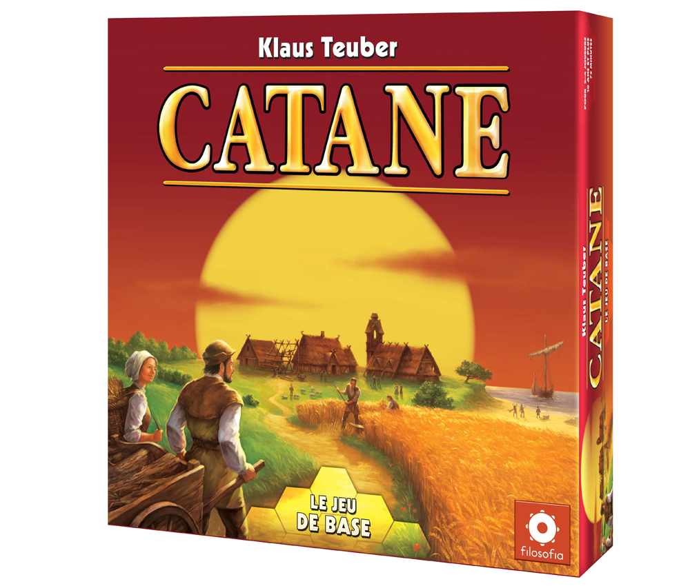 Settlers Of Catan Novel Review Essay img-1
