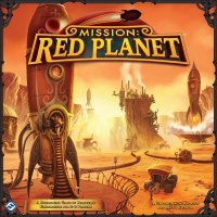 Mission Red Planet - Cover