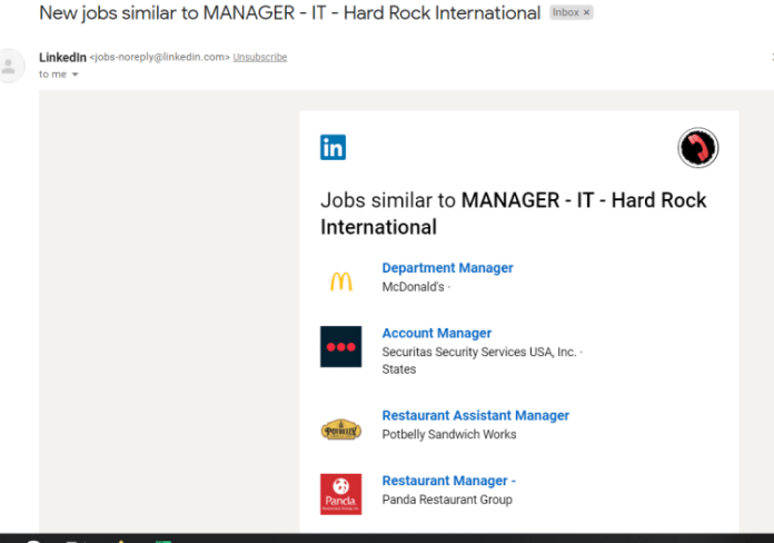 IT Manager Jobs