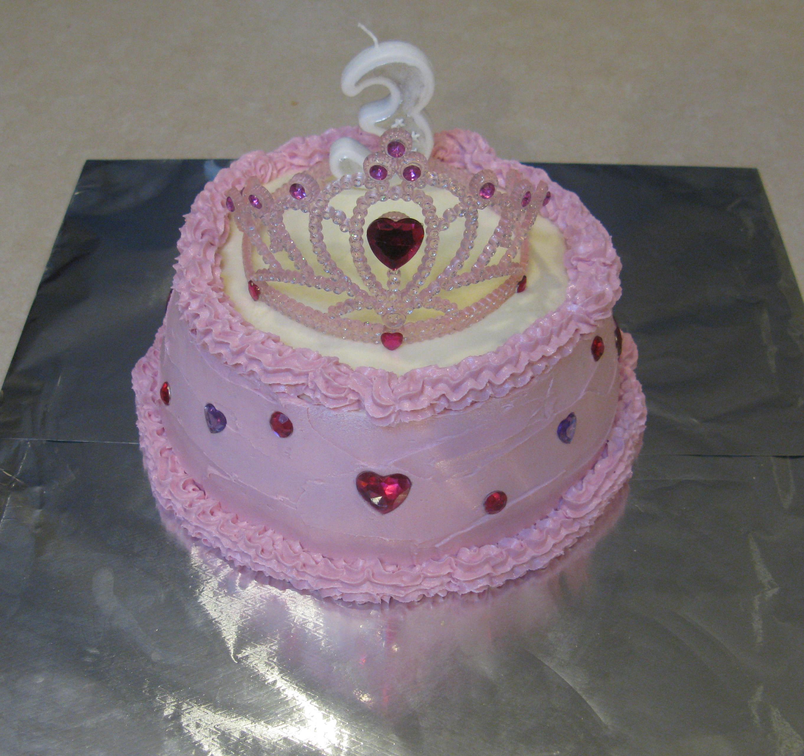 Princess Cake Decorating Ideas On A 9x13 Cake