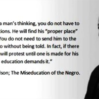 Black History Month - Carter Woodson  An Intellect