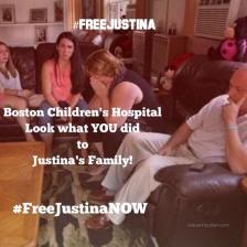#FreeJustina101