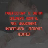 Parentectomy On SALE  In  Boston | Part 2