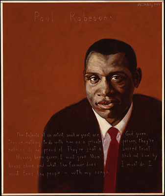 Pearson Erases Paul Robeson from History: Students Write 100 Letters to Challenge Omission
