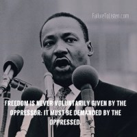 Martin Luther King Jr:  Quotes Of Inspiration For The Oppressed