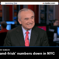 Commissioner Bill Bratton: Bystander Videos Constitutes Interference ???