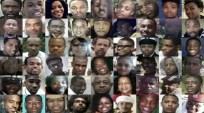 Unarmed Deceased Victims of Police Violence