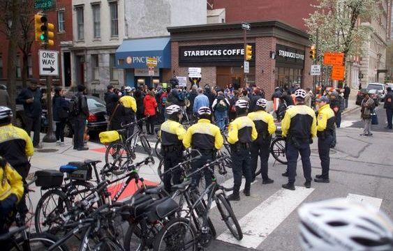 Starbucks and Jim Crow