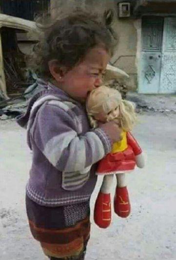 US Syrian War - killing babies