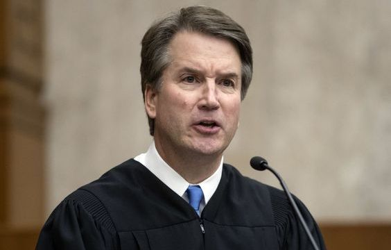 Judge Brett M. Kavanaugh