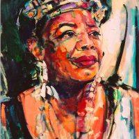 Maya Angelou - Our Grandmothers | I Am Human