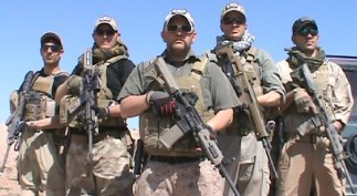 Mercenaries hired for to kill Ferguson Protestors Courtesy: President Obama and Gov Jay Nixon