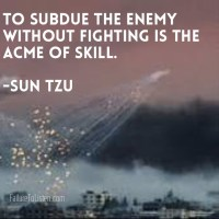 Quotes From Sun Tzu's The Art Of War
