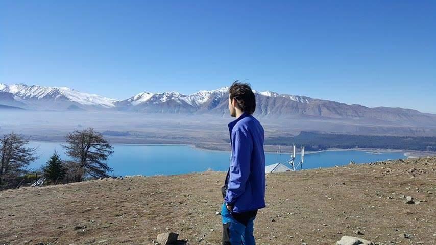"""Asier en Nueva Zelanda – Parte III """"De camino al Sur"""""""