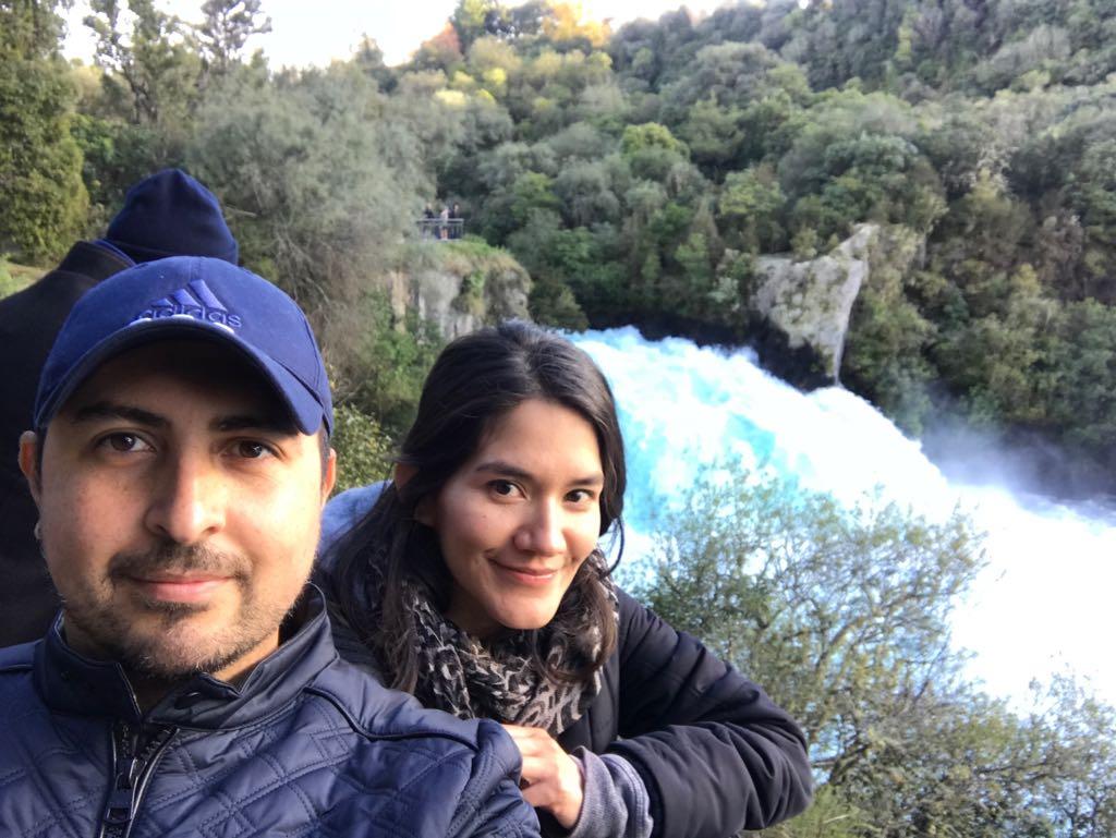 Desde México a aprender inglés en Nueva Zelanda