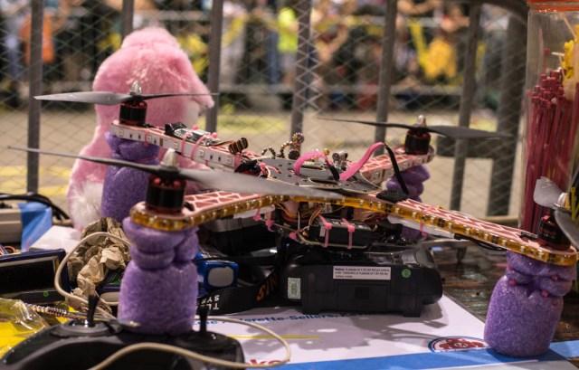 The Barbie Dream Drone.