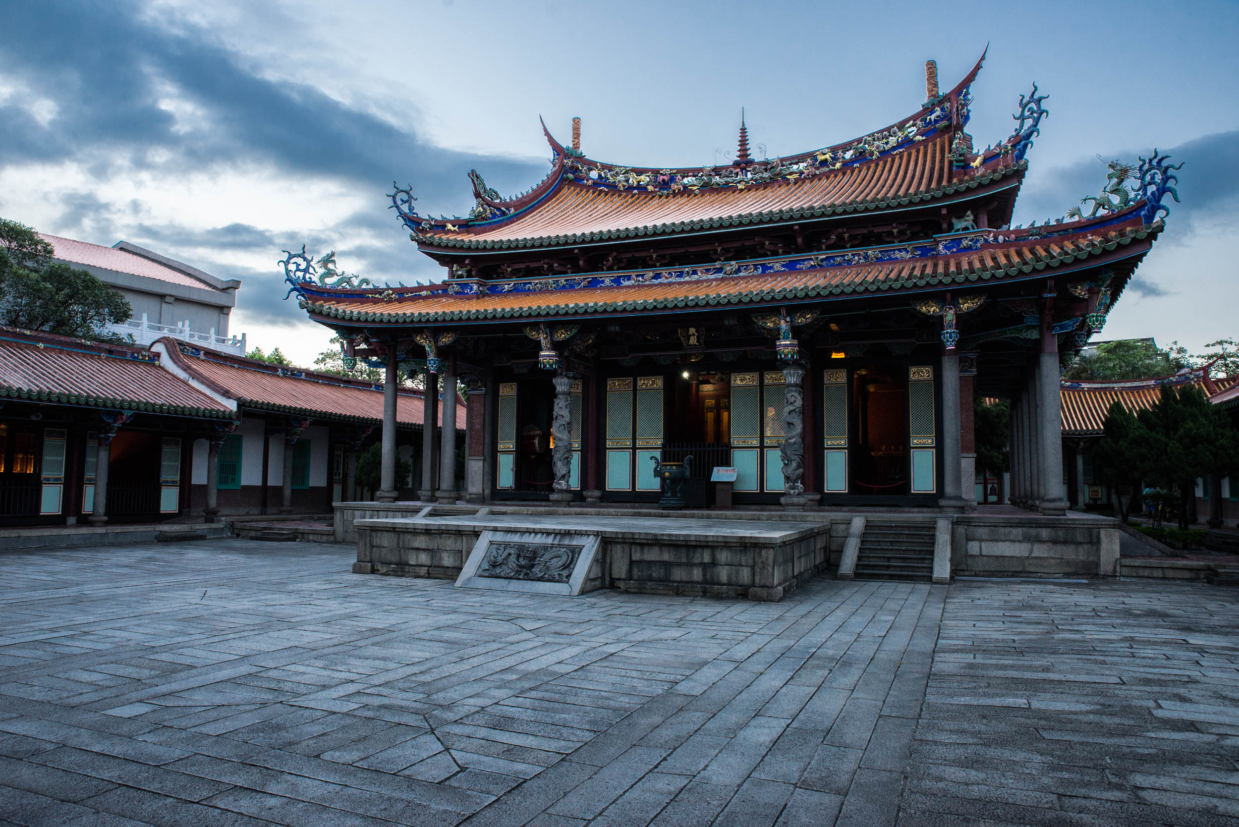 Taiwan: Paoan Temple and Confucius Temple - Faine Opines