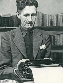 orwell typewriter