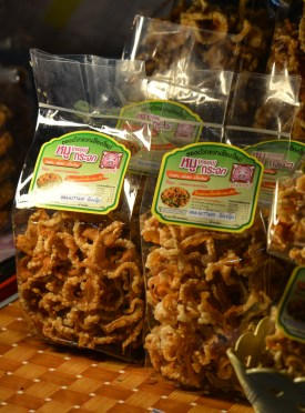 chiang mai pork rinds