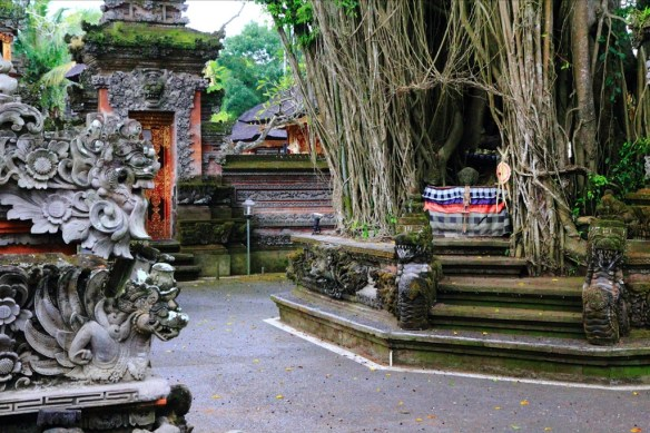 Temples of Ubud.