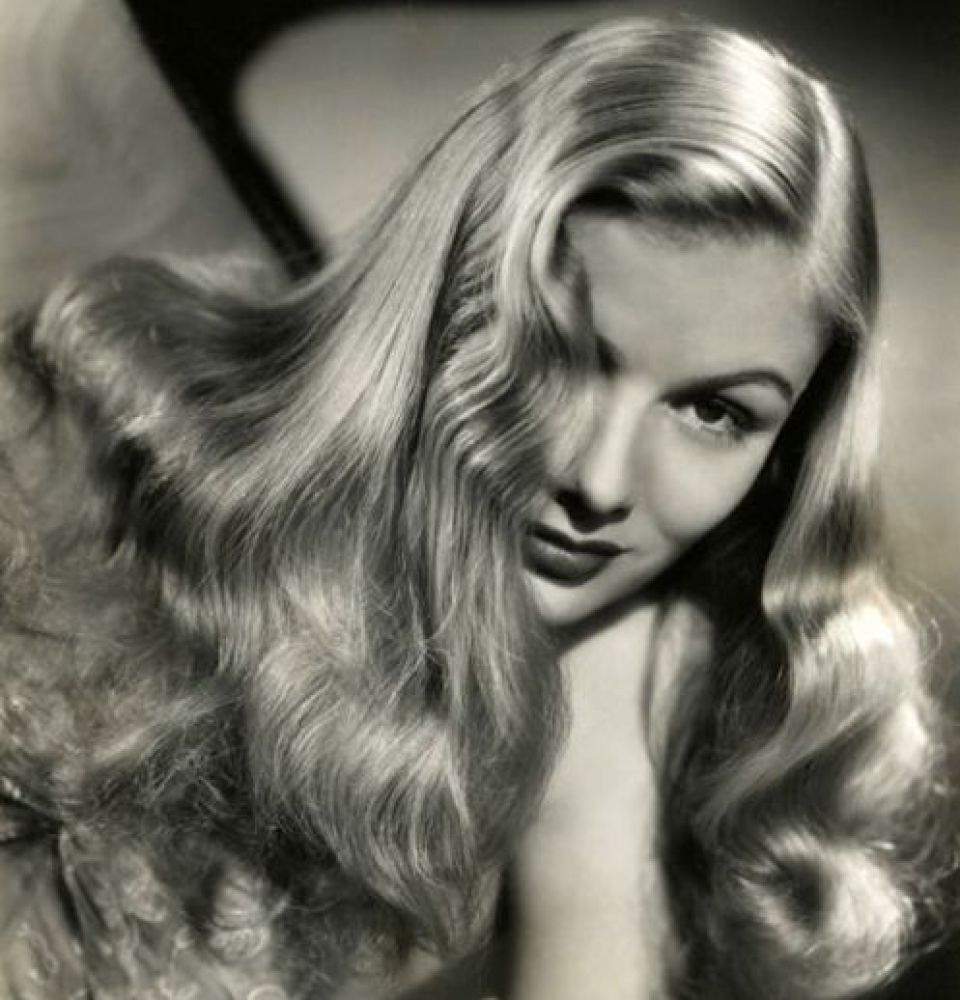 How Veronica Lake Changed Her Hair And Career Faintly Familiar