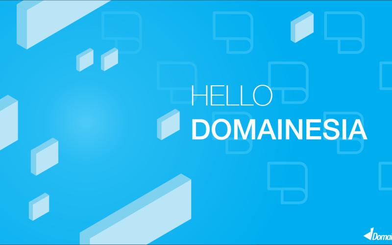 Hello DomaiNesia