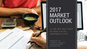 2017 Stock Market Outlook, $SPX, $SPY, $IVV, $TLT, $AGG