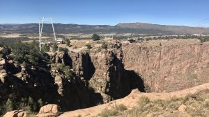 Royale Gorge in Canyon City Colorado