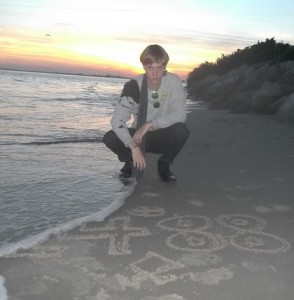 Dylann Roof with Nazi symbols