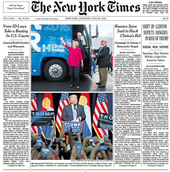 nyt july 30 cover