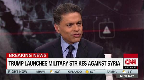Fareed Zakaria on Trump airstrikes