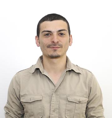Aaron Cantu