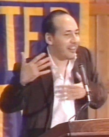 Ed Morales (image: C-SPAN)