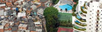 Image of Sao Paulo from Oxfam's report (photo: Tuca Vieira)