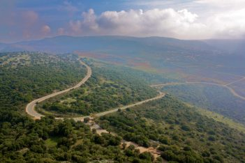Golan Heights (cc photo: Kyle Taylor)
