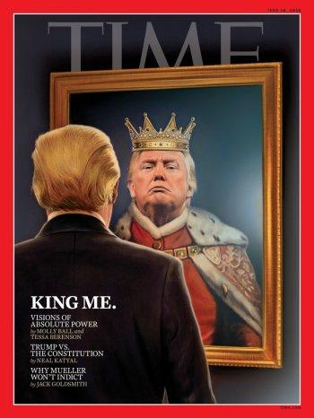 Time: King Me