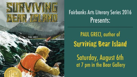Readings capture all genres and all ages. Surviving Bear Island is targeted to 6-8th graders.