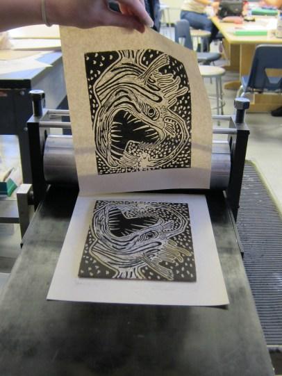 Artists in Schools Residency w/ Sara Tabbert